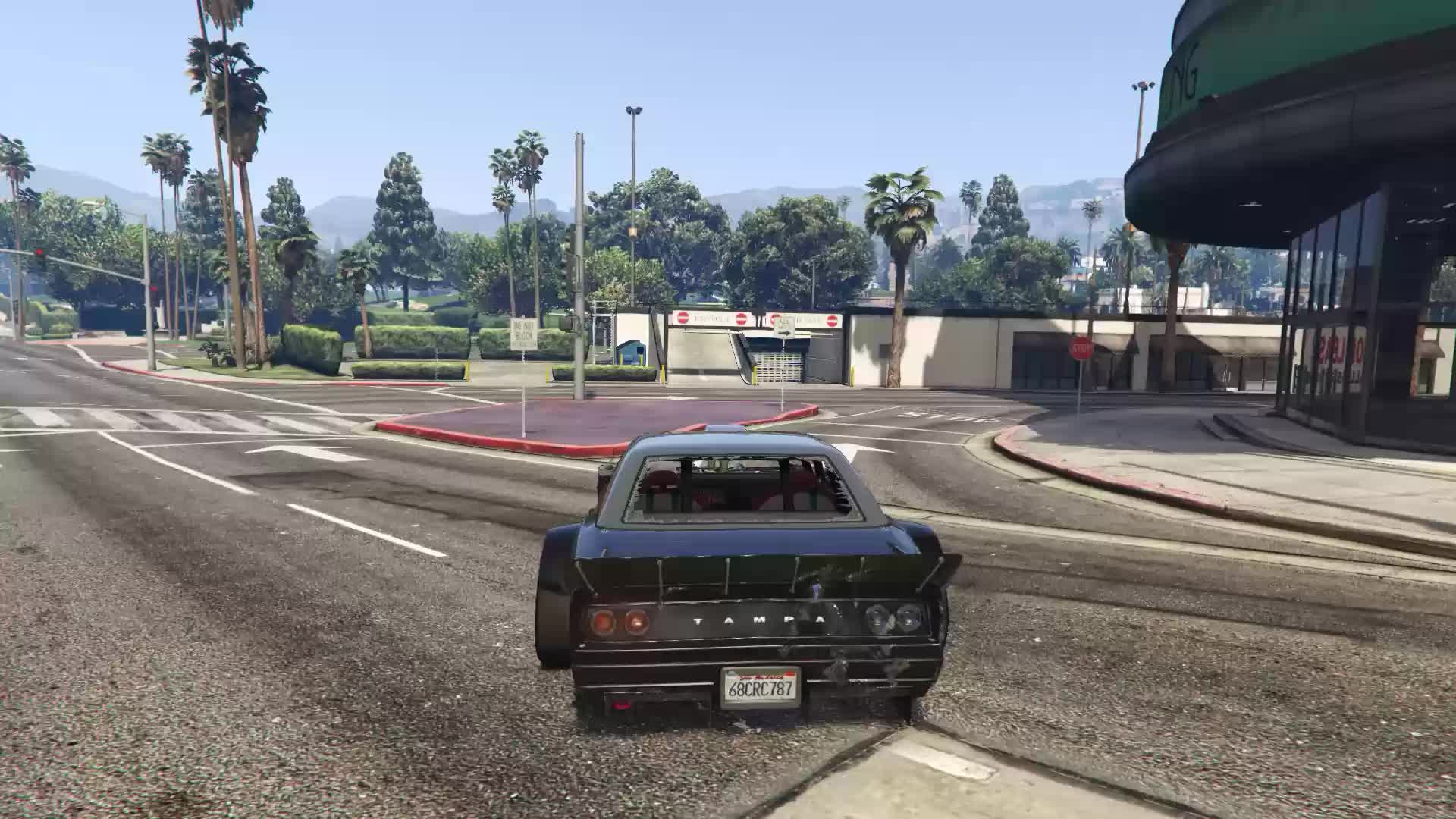 GrandTheftAutoV, Unexpected, gaming GIF - Create, Discover a GIFs