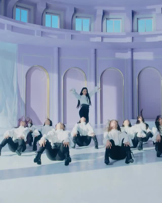 Watch and share Loona Butterfly Mv 4k 0626 H264 1 GIFs by theangrycamel2019 on Gfycat