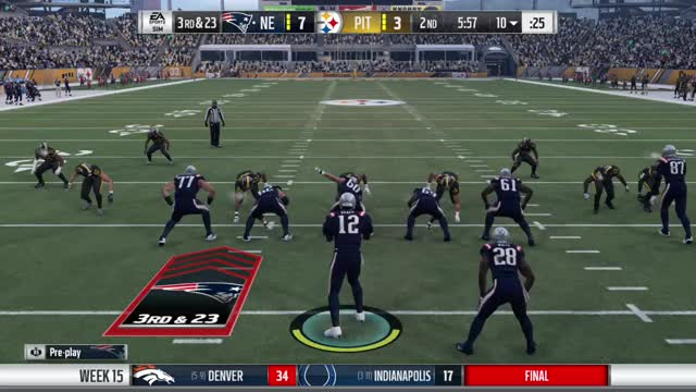 Watch this GIF by Gamer DVR (@xboxdvr) on Gfycat. Discover more DEUCEHU12, MaddenNFL18, xbox, xbox dvr, xbox one GIFs on Gfycat