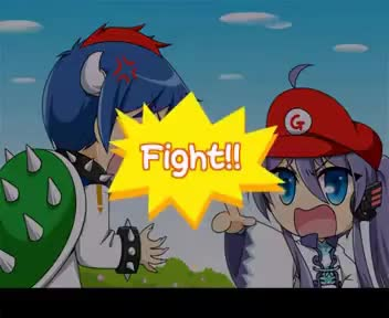 Watch Kaito VS Gakupo GIF on Gfycat. Discover more Gakupo, Kaito, Mario, Vocaloid GIFs on Gfycat