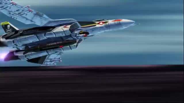 Watch and share VF-0 Missiles On Wings GIFs by karlmrax on Gfycat