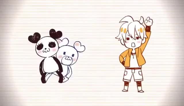 Watch Vocaloid GIF on Gfycat. Discover more japan, kagamine, len, vocaloid GIFs on Gfycat