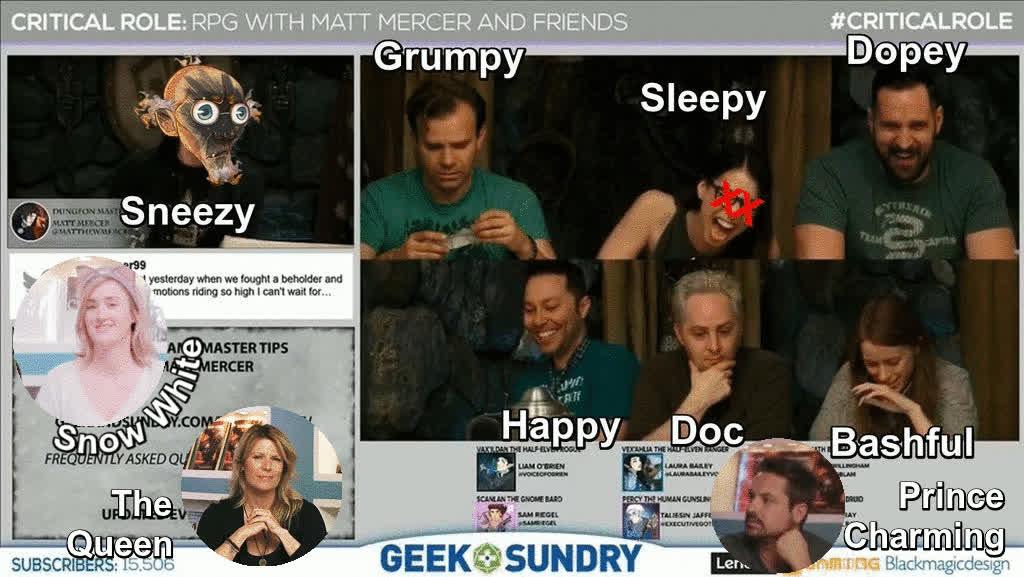 Geek & Sundry GIFs
