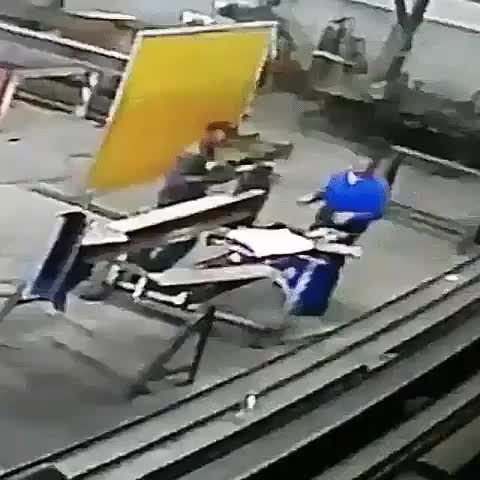 Watch and share What Could Go Wrong GIFs and Wcgw GIFs by wj7_02 on Gfycat