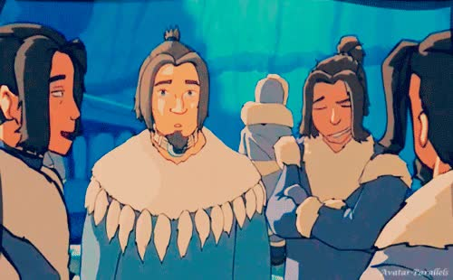 Watch and share The Legend Of Korra GIFs and Avatar Parallels GIFs on Gfycat