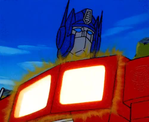 Watch and share Optimus Prime GIFs and Space Stacks GIFs on Gfycat