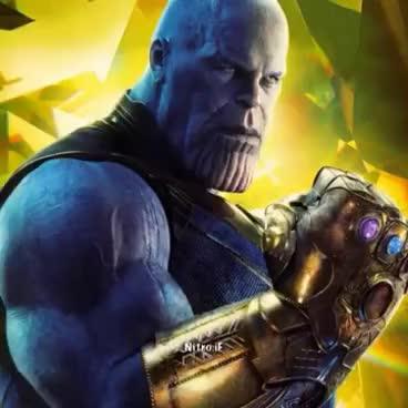 Thanos Roast GIFs