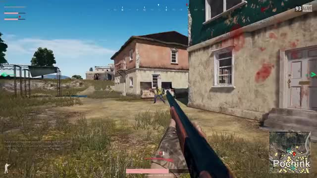 Watch and share PLAYERUNKNOWN'S BATTLEGROUNDS 10.19.2017 - 22.51.30.06.DVR.mp4 GIFs on Gfycat