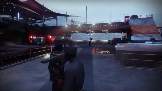 Watch and share Destiny 2 GIFs by Ugoman on Gfycat