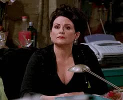Watch and share Megan Mullally GIFs and Money GIFs on Gfycat