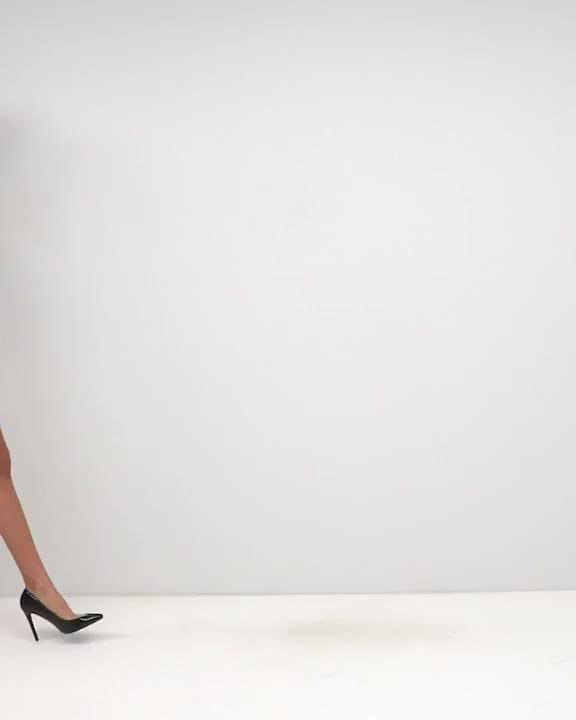Watch ASOS ASOS – T-Shirt-Kleid in schwarzweißem Blockfarben-Desig GIF on Gfycat. Discover more related GIFs on Gfycat