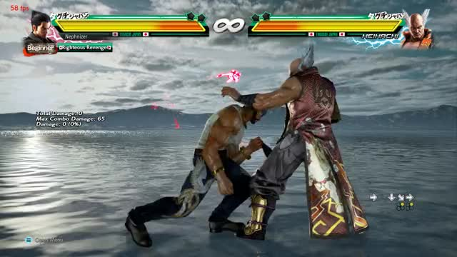 Watch 2018-11-25 00-49-49 GIF on Gfycat. Discover more tekken GIFs on Gfycat