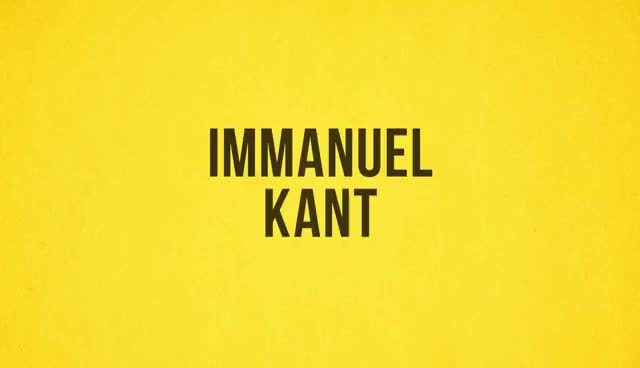 Watch PHILOSOPHY: Immanuel Kant GIF on Gfycat. Discover more related GIFs on Gfycat