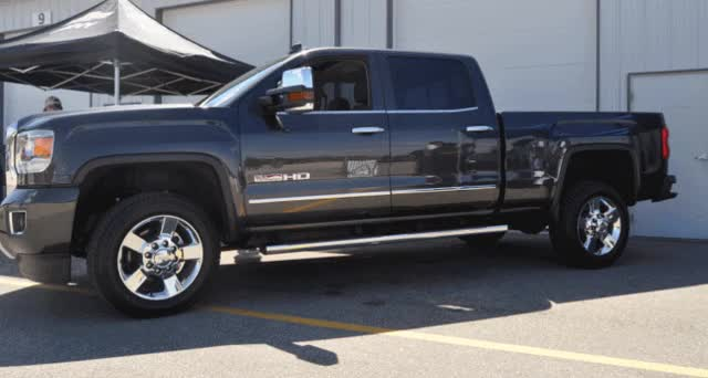 Watch and share 2015 GMC Sierra All-Terrain HD – Real-Life Launch Photos Of The King-Kong 2015 HD Truck GIFs on Gfycat