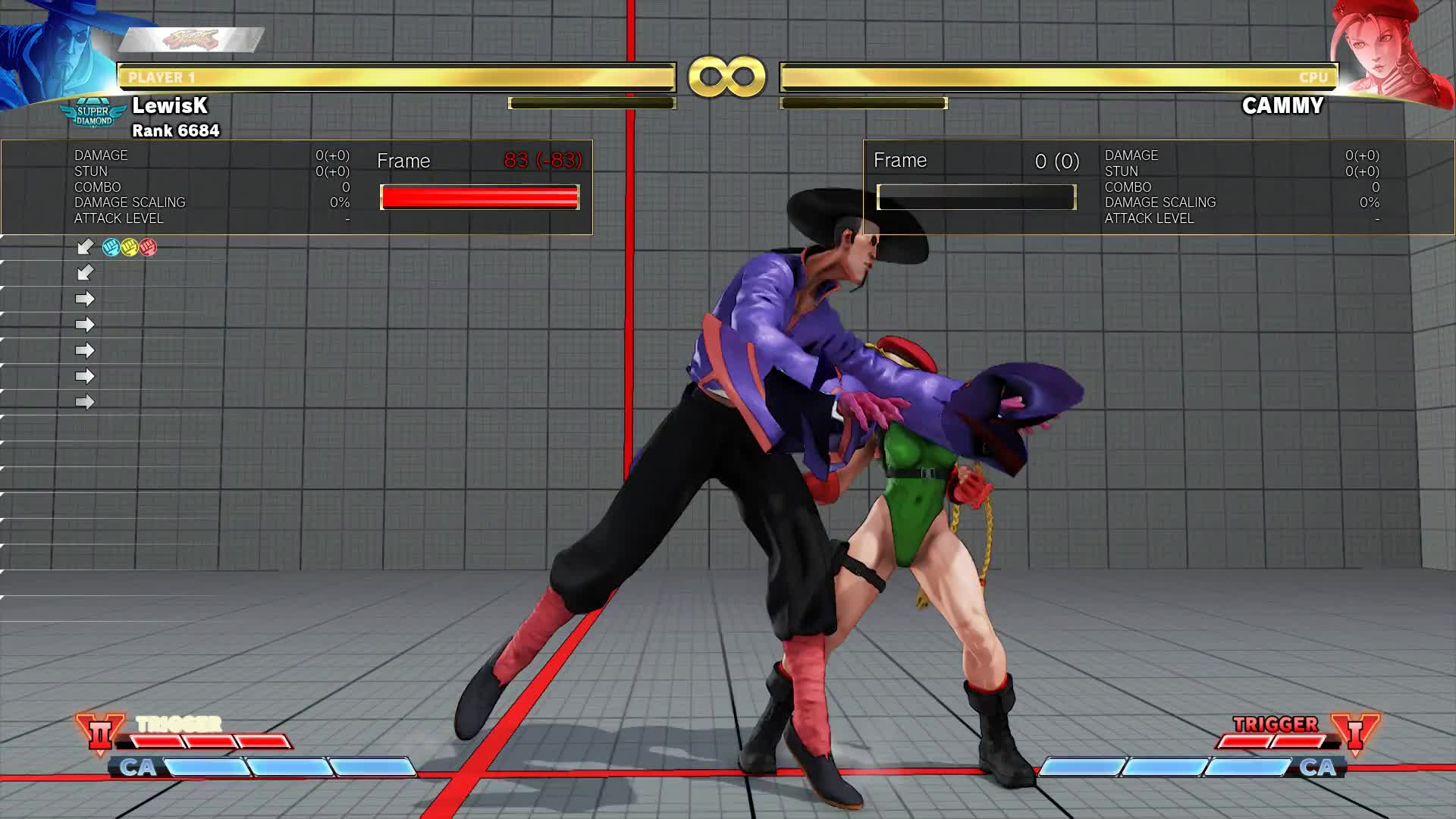 StreetFighter, VT mono point blank GIFs