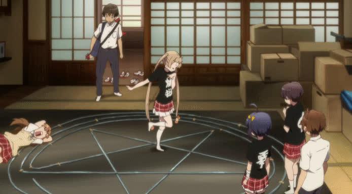 ,anime, cringe, cringe GIFs