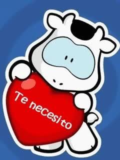 Watch and share Amor Con Movimiento Y Brillo- Bellas Y Romanticas Caricaturas Animadas GIFs on Gfycat