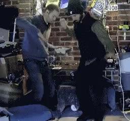Marty & Moog dance gifs (MightyCarMods) GIFs