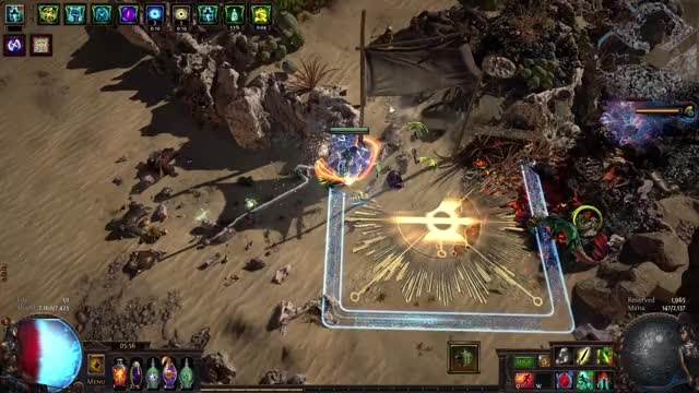 Watch and share Path Of Exile 2020-02-27 05-57-05 GIFs by gdoublev on Gfycat
