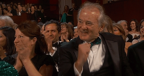 applause, bill murray, clap, clapping, respect, slow clap, Bill Murray Clapping GIFs