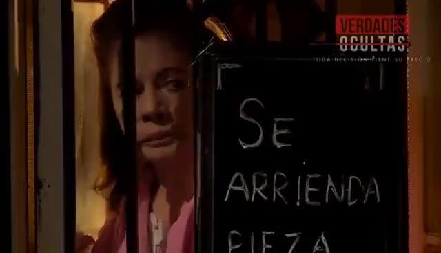 Watch Verdades Ocultas - ¡Agustina ya no confía en Tomás! - Agustina y Rocío / Capítulo 15 GIF on Gfycat. Discover more related GIFs on Gfycat