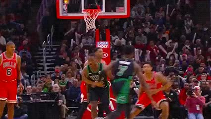 Watch Jaylen Brown — Boston Celtics GIF by Off-Hand (@off-hand) on Gfycat. Discover more 120818 GIFs on Gfycat