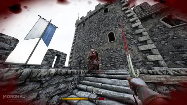Watch Mordhau backflip GIF on Gfycat. Discover more related GIFs on Gfycat
