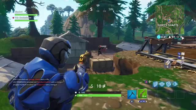 Watch and share Tqk Cluelessumo GIFs and Fortnitebr GIFs by Gamer DVR on Gfycat