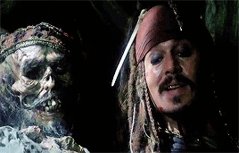 Angelica Malon, Jack Sparrow, Johnny Depp, On Stranger Tides, Penélope Cruz, Pirates of the Caribbean, mine, othersedit, Arrow GIFs