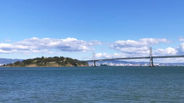 Watch and share Bay Bridge GIFs by cyan on Gfycat