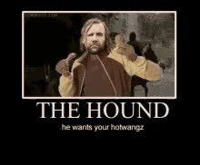 Watch Gameofthrones Hound GIF on Gfycat. Discover more related GIFs on Gfycat