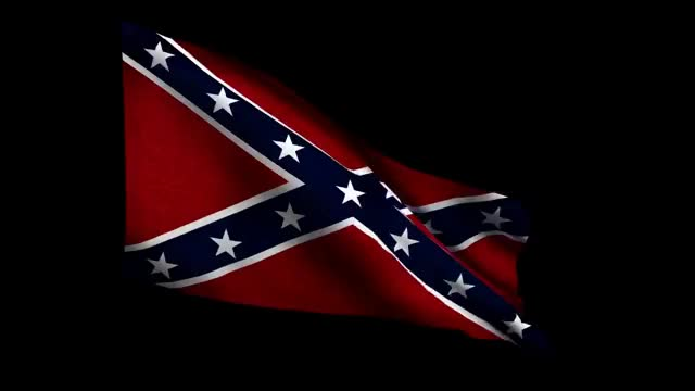 Watch Confederate Flag waving 1920x1080p GIF on Gfycat. Discover more related GIFs on Gfycat