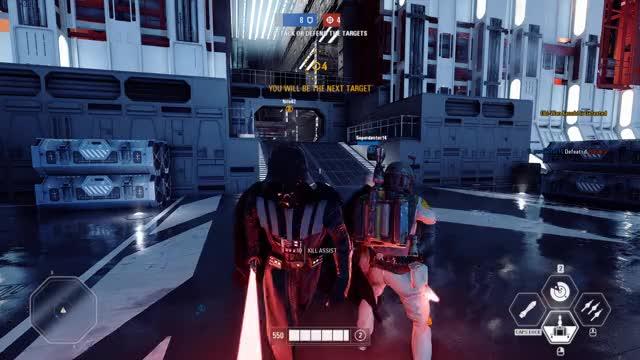 Watch Star Wars Battlefront II (2017) 2019.02.04 - 23.23.47.04.DVR 56 91 GIF on Gfycat. Discover more starwarsbattlefront GIFs on Gfycat