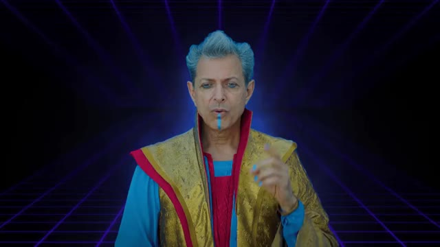 Watch and share Jeff Goldblum GIFs and Thor Ragnarok GIFs by jaxspider on Gfycat