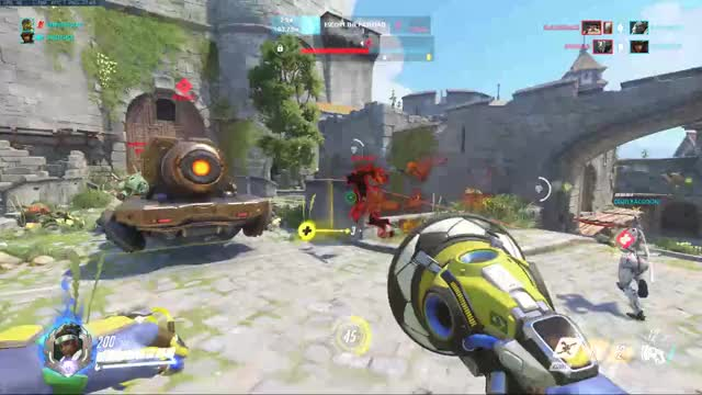 Watch and share Pencilvestyrr Playing Overwatch - Twitch Clips GIFs by Pencilvestyr on Gfycat