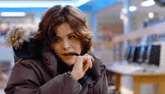 Ally Sheedy, allison, basket case, breakfast club, cool story bro, nice, weird, Ally Sheedy Breakfast Club GIFs