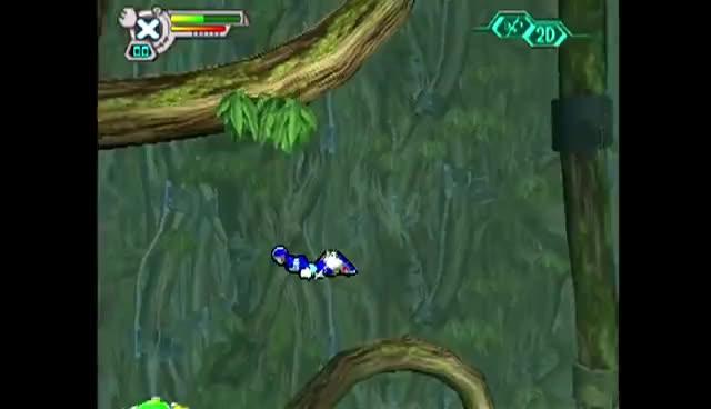 Mega Man X7 - ProJared GIFs
