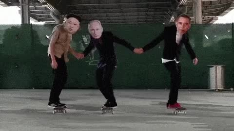 Watch this kim jong un GIF on Gfycat. Discover more kim jong un, politics, vladimir putin GIFs on Gfycat