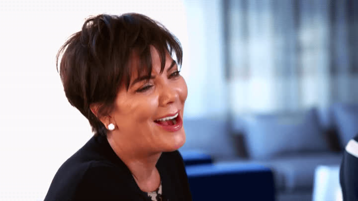 funny, haha, hilarious, keeping up with the kardashians, kris jenner, kuwtk, laughing, lol, Kris Jenner LOL GIFs