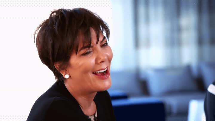 funny, haha, hilarious, keeping up with the kardashians, kris jenner, kuwtk, laughing, lol, Kris Jenner LOL GIFs