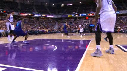Watch DeMarcus Cousins, Sacramento Kings GIF by Off-Hand (@off-hand) on Gfycat. Discover more related GIFs on Gfycat