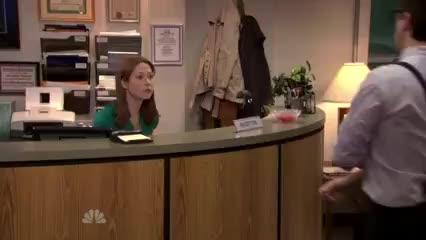 Watch and share Ellie Kemper GIFs and The Office GIFs on Gfycat