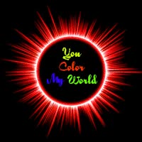 Watch and share My World Revolves Around You Photo: You Color My World FRIENDSHIP-UCOLORMYWORLD.gif GIFs on Gfycat