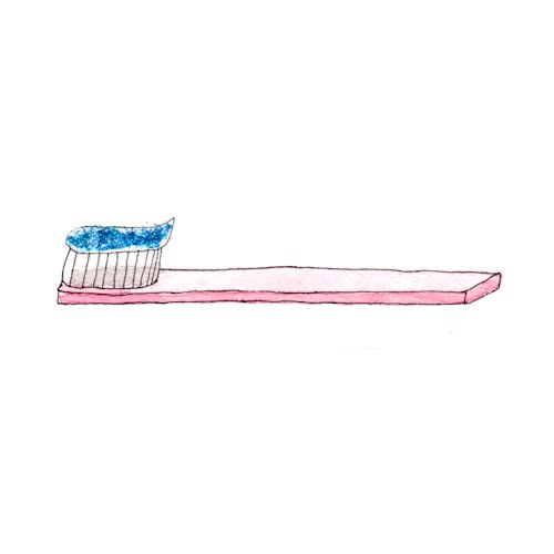 Watch and share Watercolour GIFs and Toothbrush GIFs on Gfycat