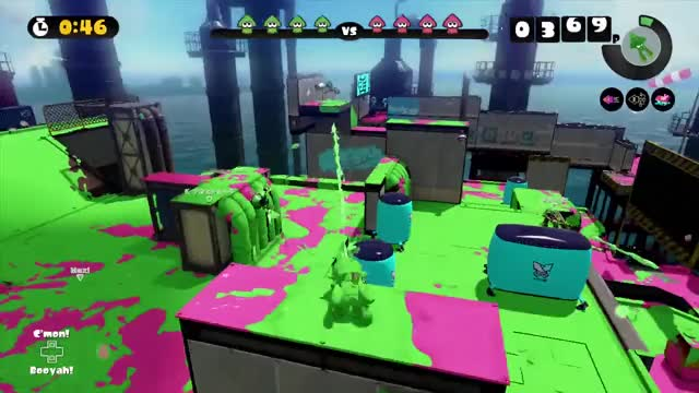 Watch and share Splatoon GIFs by TACMON on Gfycat