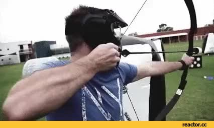 Watch and share Archery GIFs on Gfycat