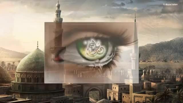 Watch and share انشودة رقت عيناي شوقا - ماهر الزين  Assalamu Alayka - Maher Zain GIFs on Gfycat