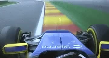 Watch and share Spa Francorchamps GIFs and Marcus Ericsson GIFs on Gfycat