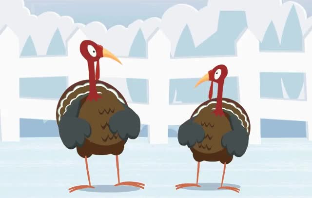 Watch and share Turkey GIFs by Ecard Mint on Gfycat