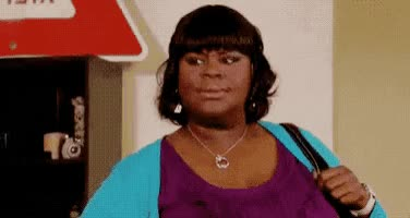 Watch and share Retta GIFs by Reactions on Gfycat